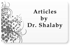 Articles by Dr. Shalaby
