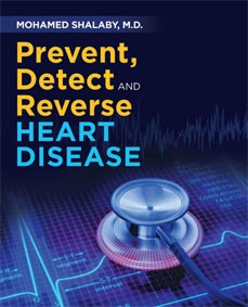 Book cover - Prevent, Detect and Reverse Heart Disease